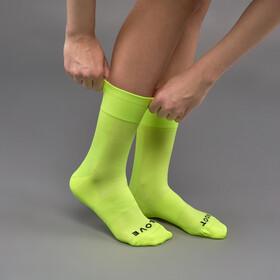 GripGrab Lightweight SL Cycling Socks Fluo Yellow
